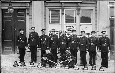 Hamilton Fire Brigade