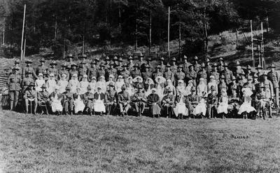 World War 1 - No 3 General Hospital Codford