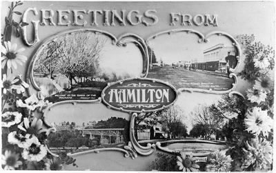 Four views of Hamilton