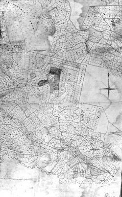 Military settlement map bottom right