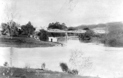 Waipa Bridge - Ngaruawahia