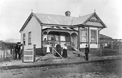 Starr home - Ralph Road, Huntly