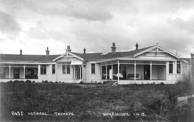 Hospital - Taihape