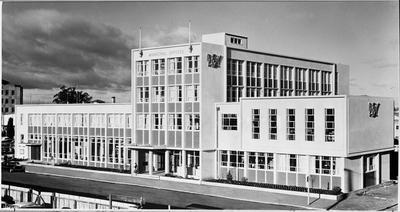 Hamilton Municipal Offices - Caro Street
