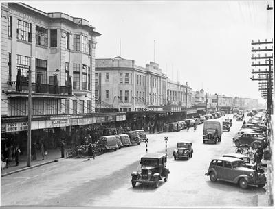 Victoria Street Hamilton