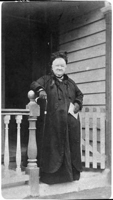 Mrs Ellen Hill