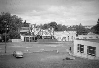 Civic Theatre demolition