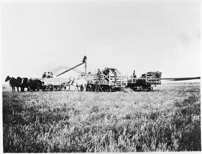 Not located - agricultural