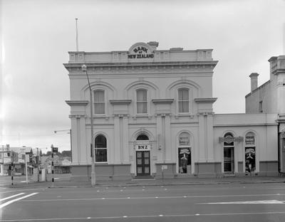 BNZ Hamilton - Victoria Street front