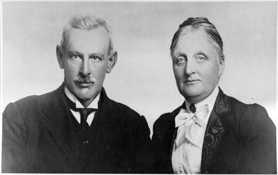 William Henry Wyman and Alice Mary Wyman