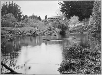 Gifford property, Waipa River - H Christian Rendel