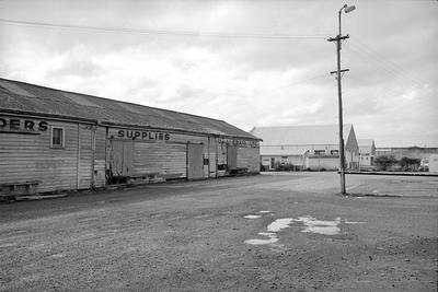 J.J. Craig Builder Supply Merchant  and Alltrans Freight Group buildings