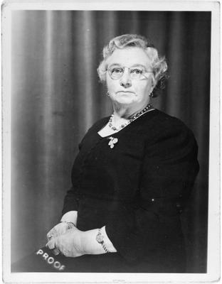Mrs W Olsen