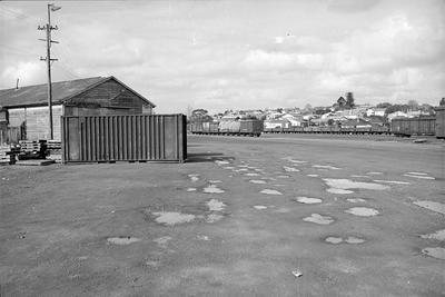 Frankton railway yards