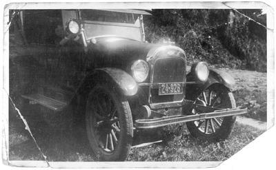 Olsen car