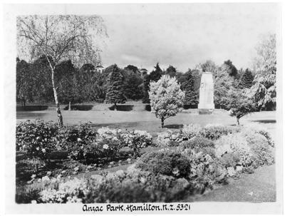 Anzac Park (Memorial Park)
