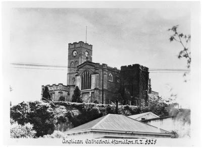 St Peters Cathedral, Hamilton