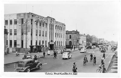 Victoria Street, GPO