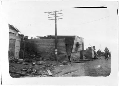 Frankton Tornado - Queens Ave