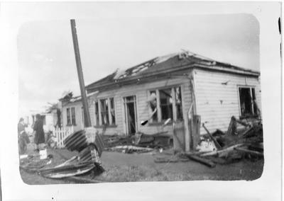 Frankton Tornado - Lake Road