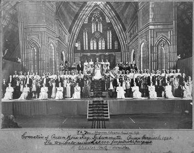 Queen Carnival Coronation - Bledisloe Hall