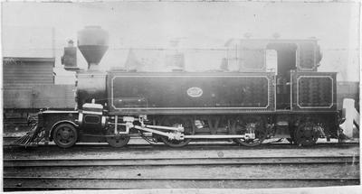 Locomotive 267