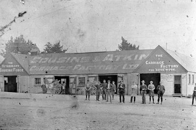 Cousins & Atkins' Carriage Factory Ltd
