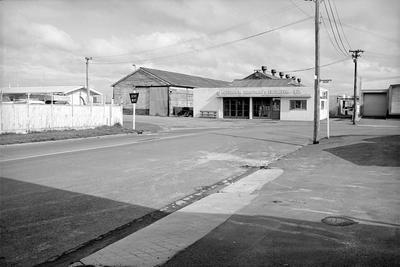 King Street - Kent Street junction in Frankton