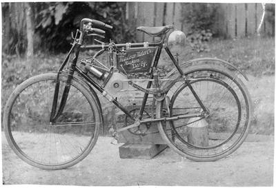 Motorised bicycle, Madison Motor Co.