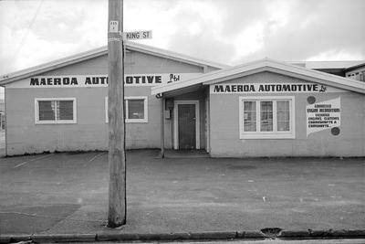 Maeroa Automotive Ltd.