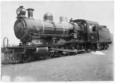 Locomotive 17 - UB No.17