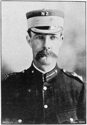 Captain J Reid