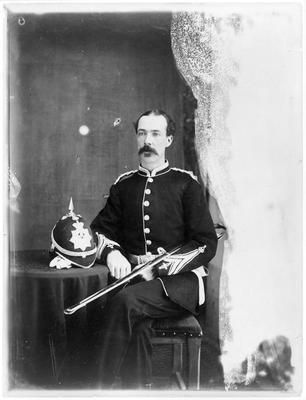 Major Jas Reid