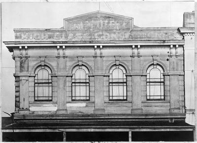 Building in Victoria Street - Fosters High Class Confectionary