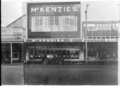 McKenzies & Hannahs - Victoria Street