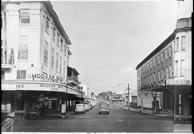 Cnr of Collingwood Street and Victoria Street