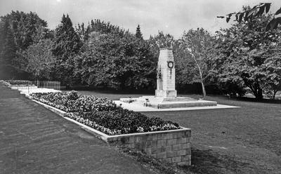 Cenotaph - Memorial Park