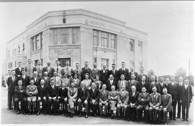 Hamilton Borough Council and offices