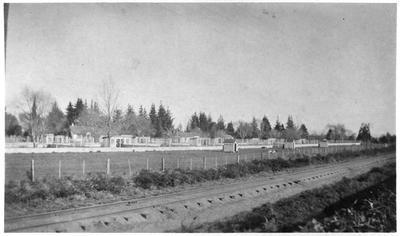 Melody Lane, Railway