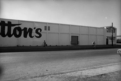 Hutton's factory in Frankton