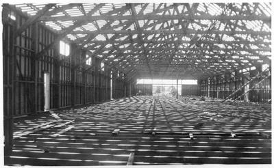 Te Rapa Army bulk store construction