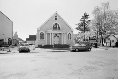 Hamilton Baptist Church in London Street