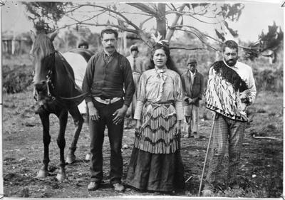 Maori - Te Whiti (see 1027)