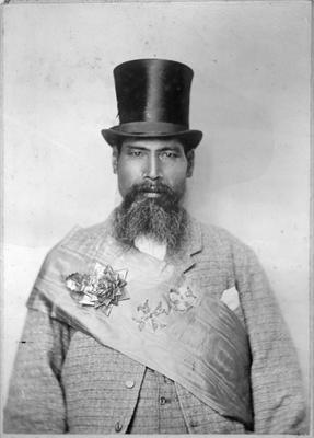 Maori - unidentified (see 1029)