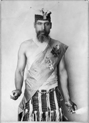 Maori - unidentified (see 1028)