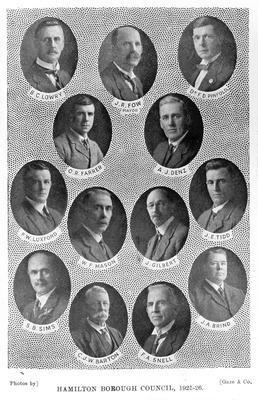 Hamilton Borough Council