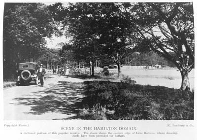 Hamilton Lake Domain 1925