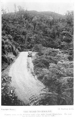The road to Raglan, Whatawhata.