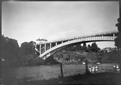 Traffic Bridge, Hamilton