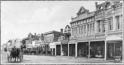 Victoria Street South